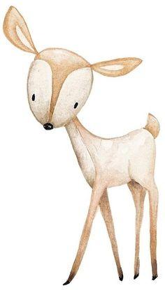 Woodland nursery animals clipart watercolor hand painted Source by Woodland Baby, Woodland Nursery, Forest Animals, Woodland Animals, Animal Nursery, Nursery Art, Animal Drawings, Cute Drawings, Baby Art