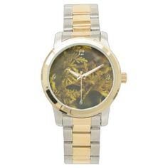 Rheingold Arborvitae Wristwatch - photography picture cyo special diy