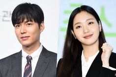 Lee Min Ho And Kim Go Eun's Upcoming Fantasy Drama Begins Script Reading Goblin, Detective, La Cathedral, Lee Min Ho Dramas, Where Are You Now, Secrets Of The Universe, Kim Go Eun, Night Photos, Three Year Olds