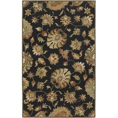 Surya CAE1027-7696 Caesar 8' x 10' Rectangle Wool Hand Tufted Traditional Area R