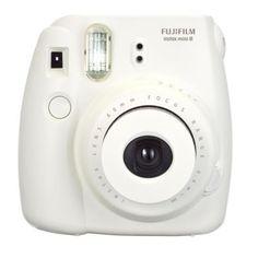 CÂMERA INSTANTÂNEA FUJIFILM INSTAX MINI 8 - BRANCA Câmera Polaroid,  Sapatos, Instax Mini 8 3f1539316e