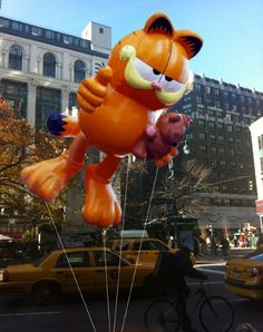 Macy's Thanksgiving Day Parade Balloons