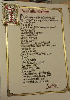 Medieval Manuscript, Medieval Art, Calligraphy Letters, Caligraphy, Illuminated Letters, Illuminated Manuscript, Gothic Script, Page Borders Design, Illumination Art