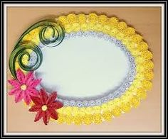 Image result for quilling designs for photo frames