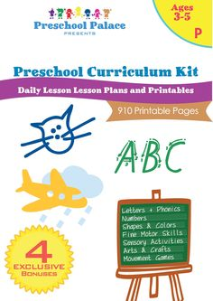 home preschool curriculum kits daycare lesson plans on home daycare lesson 81002