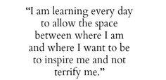 Yes, yes I am!
