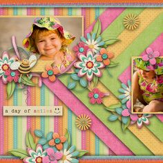 Credits:Hit Me Baby One More Time Vol 2 Template from Southern Serenity Designs by Amber Morrison http://www.thedigichick.com/shop/Hit-Me-Baby-One-More-Time-Vol-2.html Happiness In Your Smile by Kathy Winters Designs http://store.gingerscraps.net/Happiness-In-Your-Smile.html