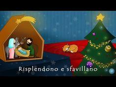 Buon Natale Zecchino Doro Testo.18 Fantastiche Immagini Su Canzoncine Di Natale Canti Xmas E