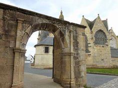 Finistère - Le Faou Chapelle, Barcelona Cathedral, Building, Travel, Wayfarer, Brittany, Viajes, Buildings, Destinations