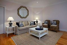 Living & Lounge Rooms