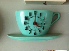 Spartus vintage kitchen clock