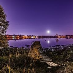 #snapLSU Day 7 winner. Topic: #LSU lakes. Deep purple.