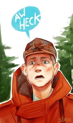 just started watching Fargo and it is fantastic i love martin freeman as well as the fans fan art they are so talented