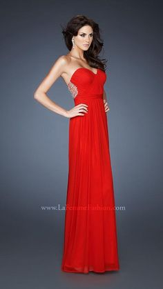 La Femme 18769 | La Femme Fashion 2013 - La Femme Prom Dresses - Dancing with the Stars