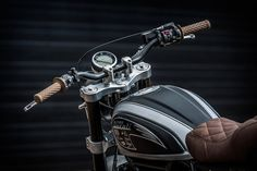 Custom Ducati Scrambler by Down & Out Cafe Racers 5