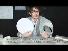 Deconstruction: Maki Suspension Lamp by Nendo for Foscarini