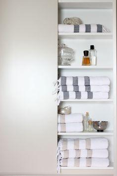 Bathroom Shelfie. Small Linen Closets, Shelfie, Bathroom Medicine Cabinet, Inspiration, Home Decor, Biblical Inspiration, Decoration Home, Room Decor, Home Interior Design