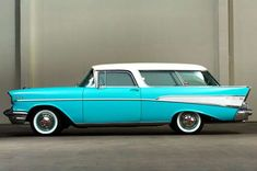 The courageous Chevrolet Nomad - the original crossover  - It was a sensationally sexy machine then, when it formed a part of GM's legendary Motorama exhibitio... - Chevrolet