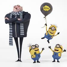 dispicable me - Google Search