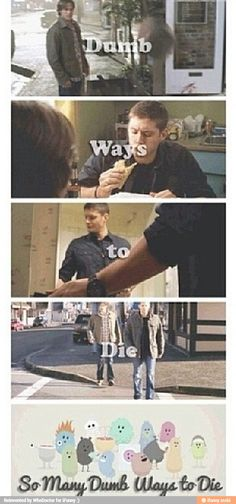 Dumb way to die
