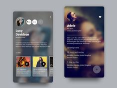 Profile page mobile UI by @pramodkabadi24 . . . . . #UI #UX #uidesign #uxdesign #userexperience #userinterface #experiencedesign #interfacedesign #hci #app #appdesign #mobiledesign #mobileappdesign #photoshop #behance #ilustrator #aftereffects #design #wireframe #mobileapp #interactiondesign #digitaldesign #graphicdesign #webdesign #web #webapp #websitedesign #mobileapps #social