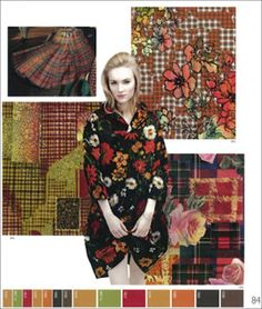 FASHION VIGNETTE: >>TRENDS - A + A PRINT TRENDS - F/W 2013-14