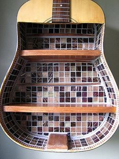 Acoustic guitar shelf google search elementary music 17 amazing diy projects using music solutioingenieria Gallery