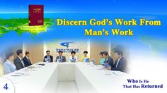 """Gospel Movie """"Who Is He That Has Returned"""" (4) - Discern God's Work From..."""