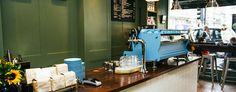 Workshop Coffeebar in London Marylebone location LOVE. this. place!!
