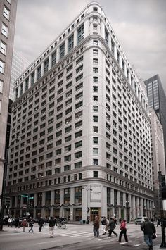 Conway Building (1913), 111 West Washington Street, The Loop, Chicago, Illinois, USA | by lumierefl