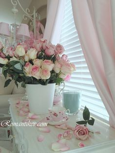 Romantic Girls! Romantic Shabby Chic!