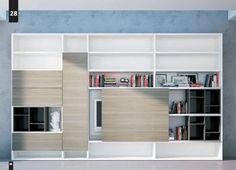 KICO LIVING Composizione N. 28 Moderno - soggiorno