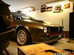 Alfa Romeo Alfetta gtv TS (1983)