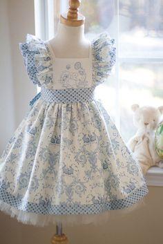 April Dress - Kinder Kouture