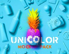 """Check out new work on my @Behance portfolio: """"Unicolor Mockup Pack - Coming Soon"""" http://be.net/gallery/54289537/Unicolor-Mockup-Pack-Coming-Soon"""
