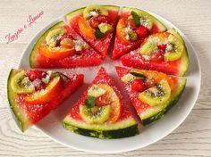 Torta di anguria: come si prepara…