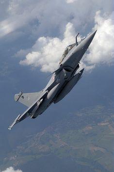 French Armée de l'Air Dassault Rafale.