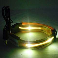 rechargeable dog collar with led Led Dog Collar, Pets, Animals And Pets