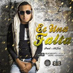 #EsUnaFalta - Black Boy