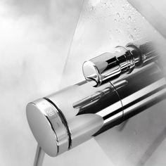 Novedad: Grifería patentada Mono-Term® de TRES. El monomando con funcionalidad de grgifería termostática. Sin filtros ni válvulas antiretornos. Temperatura constante. http://www.sanchezpla.es/griferia-monoterm-tres-monomando-y-termostatica/