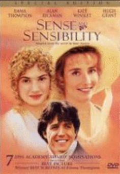 Emma Thompson wrote the screenplay and stars in this version of the Austen classic