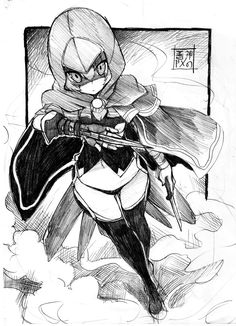 Jack the Ripper by EUDETENIS