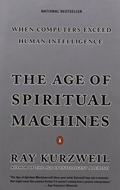 The Age of Spiritual Machines: When Computers Exceed Human Intelligence by Ray Kurzweil http://www.amazon.com/dp/0140282025/ref=cm_sw_r_pi_dp_2i.Jwb0QS04HY