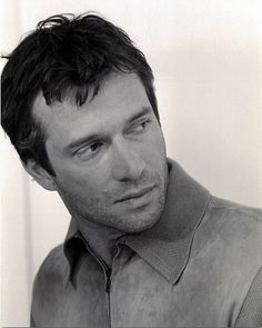 James Purefoy (Marc Anthony in Rome and Brendan in Bedrooms and Hallways)