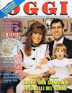 OGGI N. 16, 1990 THE YORKS