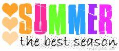 summer the best season