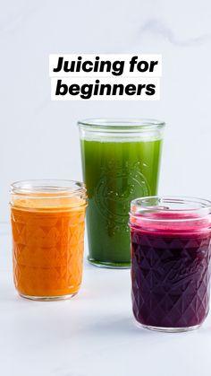 Healthy Juice Recipes, Juicer Recipes, Healthy Juices, Healthy Food Choices, Healthy Foods To Eat, Healthy Drinks, Healthy Tips, Best Juicing Recipes, Detox Cleanse Recipes