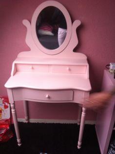 Make-up pink