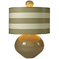 Stray Dog Designs Elmon Table Lamp SDD33ELMON