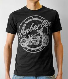 Anberlin Vintage Motorcycle Shirt, i have this shirt! :D